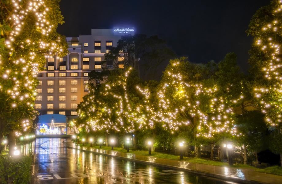 シャンパンゲート(Champagne Gate) In ホテルオークラ東京ベイ