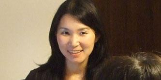 心理療法士の武内晴代さん写真