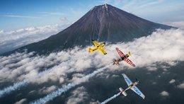 Big skies and big dreams in Japan