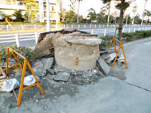 浦安市 地震災害写真8