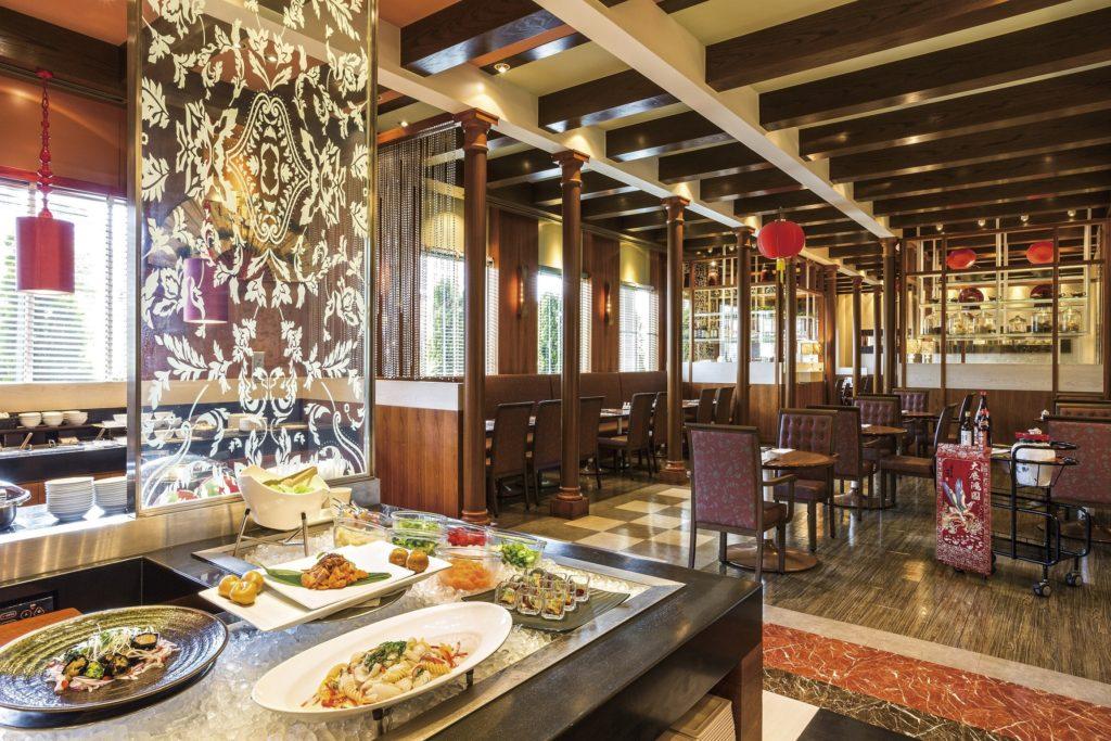 中国料理「チャイニーズ・テーブル」